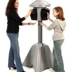 Sani-Stand Foam Dispenser